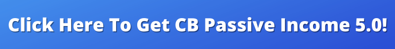 June 2020 Update: It seems that CB Passive Income has been discontinued. However, I invite you to click the link above to check out Patric Chan's latest marketing training. The link is my affiliate link, and I therefore may earn a commission if you click!