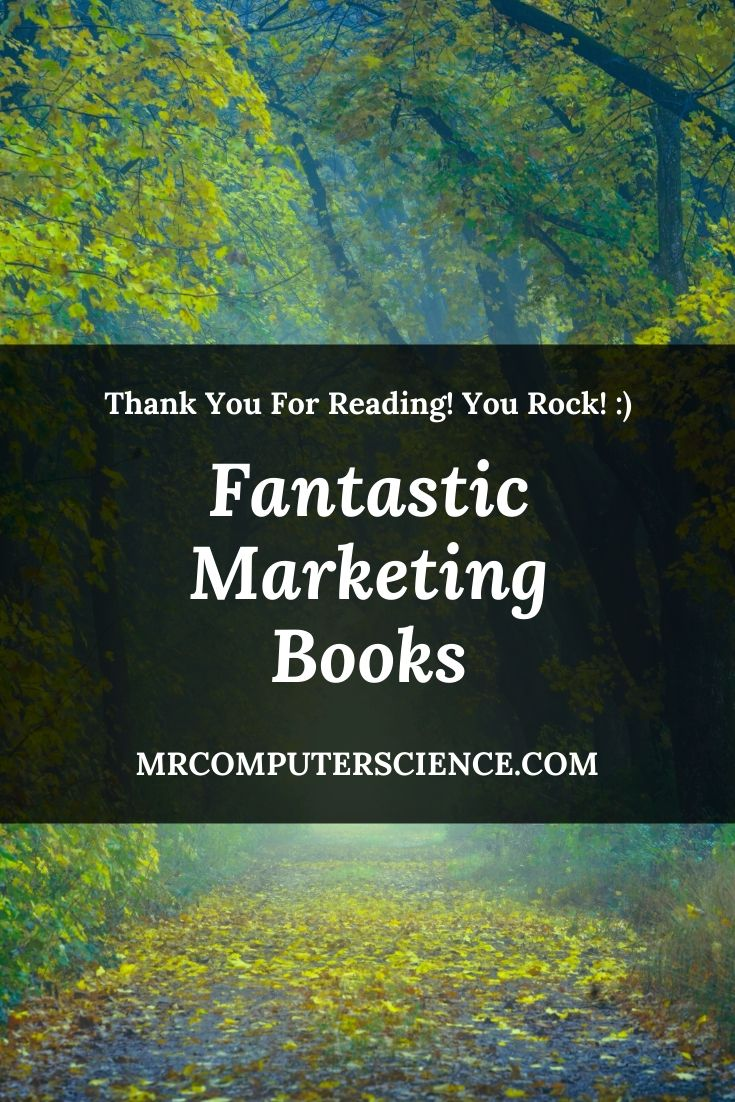 Fantastic Marketing Books