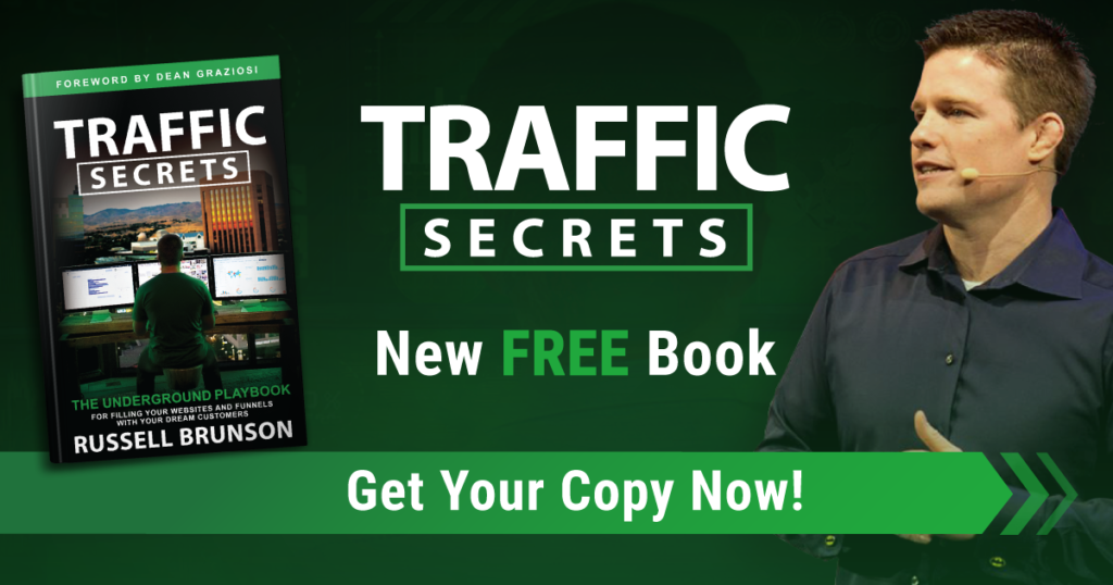 Traffic Secrets Book 01